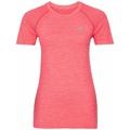 T-shirt ESSENTIAL SEAMLESS da donna, siesta melange, large