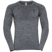 Top l/m PERFORMANCE LIGHT, grey melange, large
