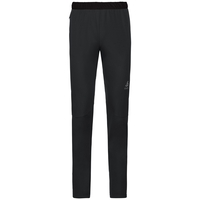 Pantaloni AEOLUS ELEMENT da uomo, black, large