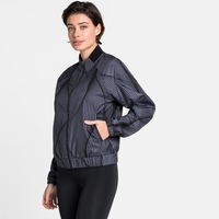 Women's MAHA Jacket, black - AOP SS20, large