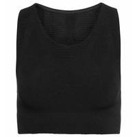 ZEROWEIGHT WARP-hardloopbralette voor dames, black, large