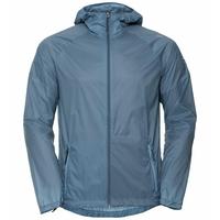 Men's FLI DUAL DRY WATER RESISTANT Hiking Jacket, china blue, large