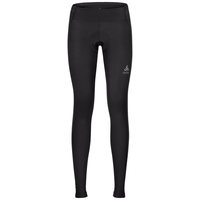 Fuseaux da ciclismo BREEZE LIGHT da donna, black, large