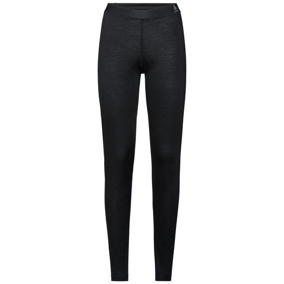 NATURAL + LIGHT Lange Unterhose, black, large