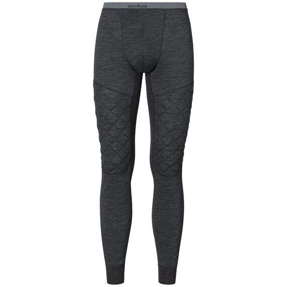 SUW Bottom Pant Natural + X-Warm, black melange, large