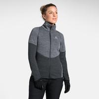 MILLENNIUM Yakwarm PRO-jas voor dames, black melange, large