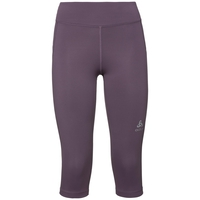 Pantaloni Base Layer a 3/4 CORE LIGHT da donna, vintage violet, large