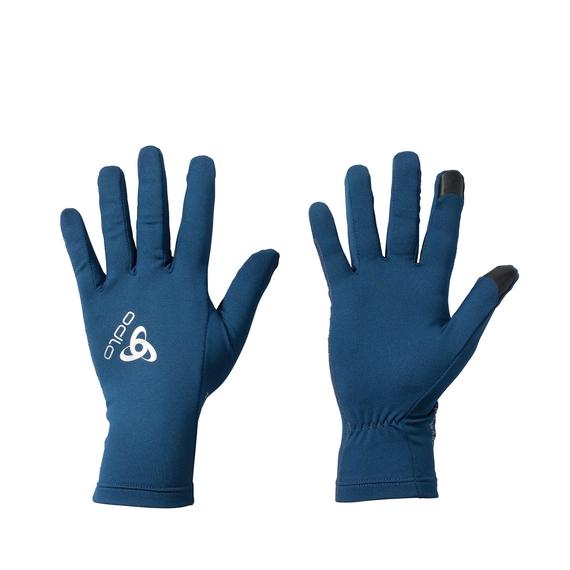 Gloves CERAMIWARM Light, poseidon, large