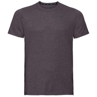Men's MILLENNIUM LINENCOOL T-Shirt, nightshade melange, large