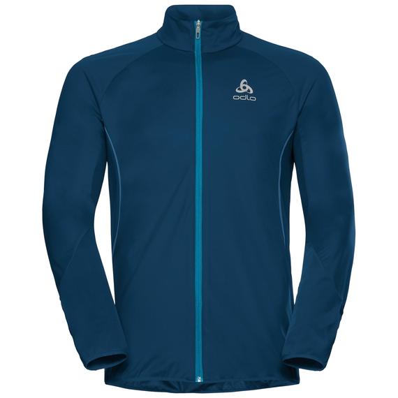 Men's ZEROWEIGHT WINDPROOF WARM Jacket, poseidon, large