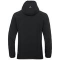 Jacket softshell 3L VISION LO, black, large
