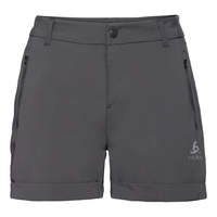 CONVERSION-short voor dames, odlo graphite grey, large