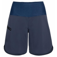 MILLENNIUM-fietsshort voor dames, estate blue, large