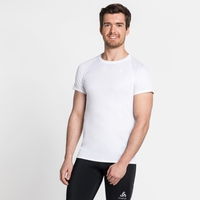 Men's ACTIVE F-DRY LIGHT Base Layer T-Shirt, white, large