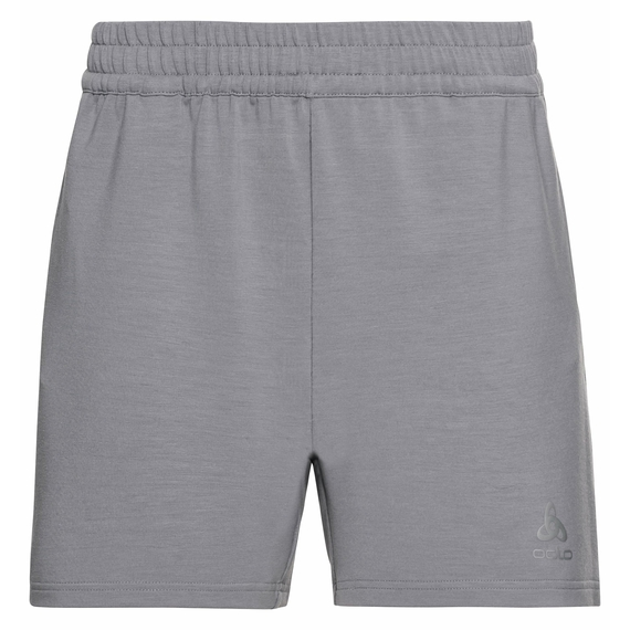 Women's MILLENIUM ELEMENT Running Shorts, grey melange, large