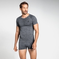 Men's PERFORMANCE LIGHT Base Layer T-Shirt, grey melange, large