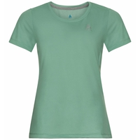 T-shirt F-DRY pour femme, malachite green, large