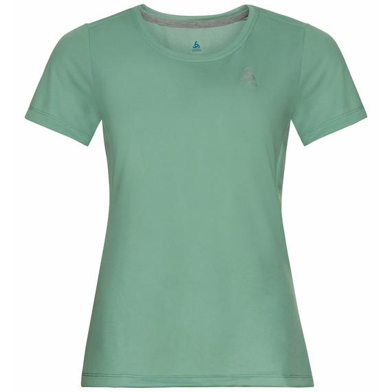 Women's F-DRY T-Shirt, malachite green, large