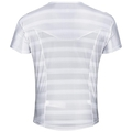 TOP ZEROWEIGHT, white - odlo silver grey, large