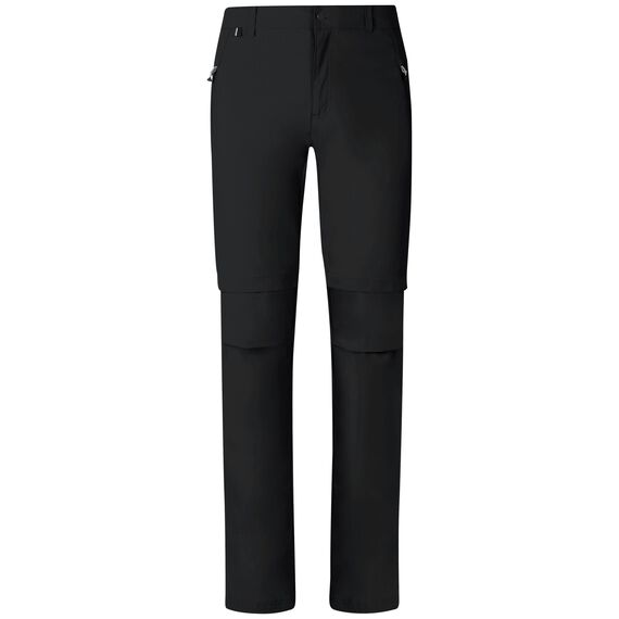 Pants zip-off WEDGEMOUNT, black, large