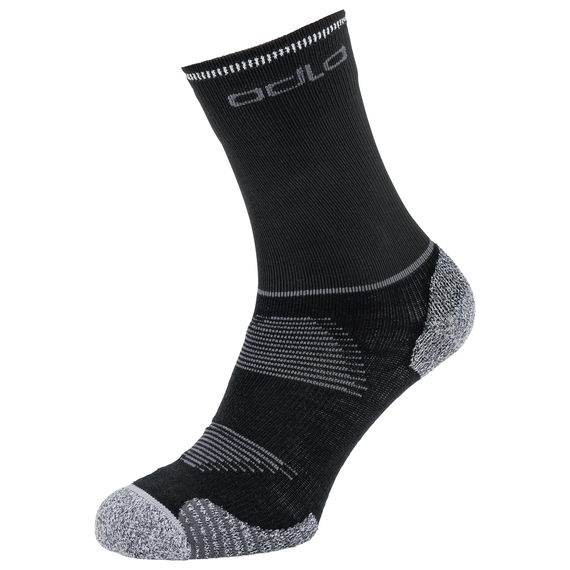 CERAMIWARM Cycling Socks, black, large