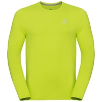 SILLIAN t-shirt, acid lime, large