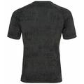T-shirt BLACKCOMB PRO da uomo, black melange, large