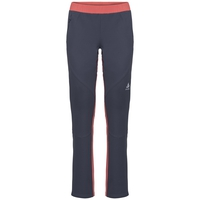 Women's AEOLUS ELEMENT Pants, odyssey gray - faded rose, large