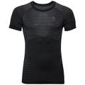 Herren PERFORMANCE LIGHT Funktionsunterwäsche T-Shirt, black, large