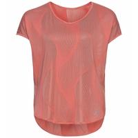 Women's MAHA T-shirt, lantana - AOP SS20, large