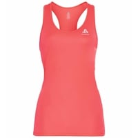 Women's ESSENTIAL Base Layer Running Singlet, siesta, large
