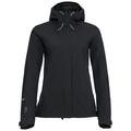 Jacket hardshell FREMONT, black, large