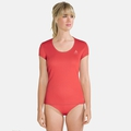 Women's ACTIVE F-DRY LIGHT Base Layer T-Shirt, baked apple, large