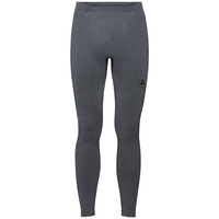 Men's PERFORMANCE WARM Base Layer Pants, grey melange - black, large