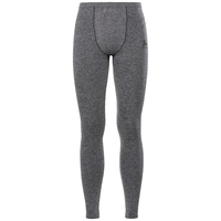 Pantaloni Base Layer sportivi PERFORMANCE EVOLUTION da uomo, grey melange, large