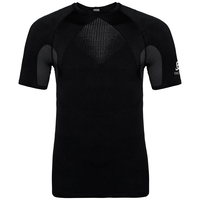 ACTIVE SPINE PRO T-Shirt Herren, black, large