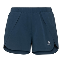 Damen MAHA WOVEN X Shorts, blue wing teal, large