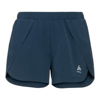 MAHA WOVEN X-short voor dames, blue wing teal, large