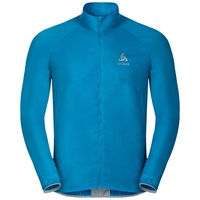 LTTL running Jacket men, blue jewel, large