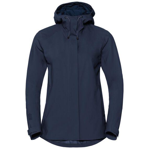 Jacket hardshell FREMONT, diving navy, large
