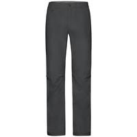 Pants PLATINUM, odlo graphite grey - black, large