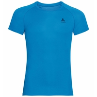 T-shirt technique ACTIVE F-DRY LIGHT pour homme, blue aster, large