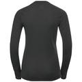SUW Top Crew neck l/s ACTIVE  Revelstoke Warm, odlo graphite grey - odlo concrete grey, large