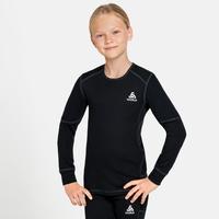 Tee-shirt technique à manches longues ACTIVE X-WARM ECO KIDS pour enfant, black, large