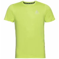 ZEROWEIGHT-T-shirt voor heren, green glow, large