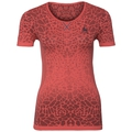 BL Top Crew neck s/s BLACKCOMB Light, dubarry - fiery coral, large