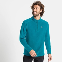 Midlayer con 1/2 zip LE TOUR da uomo, tumultuous sea, large