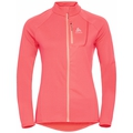 Felpa midlayer con zip intera FLI LIGHT da donna, siesta, large