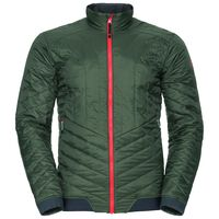Jacket COCOON S Zip IN, climbing ivy, large