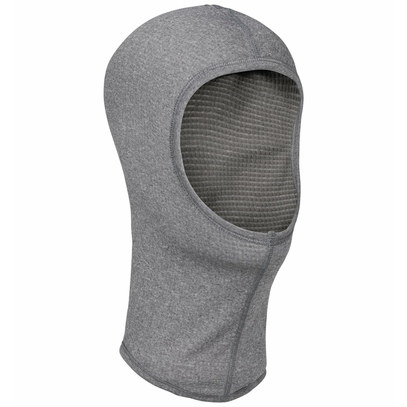 Uniseks ACTIVE THERMIC-gezichtsmasker, grey melange, large